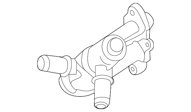Genuine Volvo Thermostat 31293739
