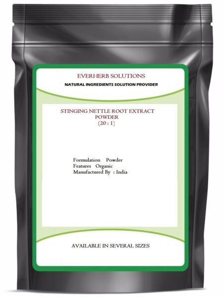 Stinging Nettle 20:1 Root Extract Powder With High Quality FreeFast ship 50 Gram