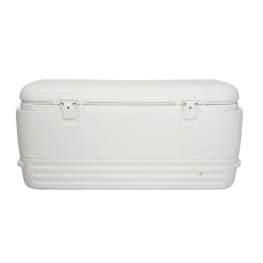 d9cad4b098c Details about Large Igloo Cooler 120 Qt Quart Max Cold Ice Chest Insulated  Marine Fishing