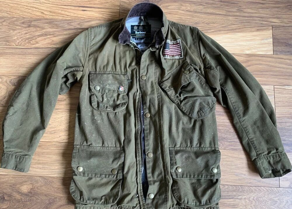 Barbour International Steve Mcqueen Limited Edition