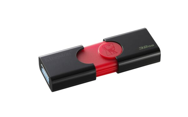 Pen Drive Kingston DT106 / 32 GB DataTraveler Pennetta USB 3.0 2.0 Flash Drive
