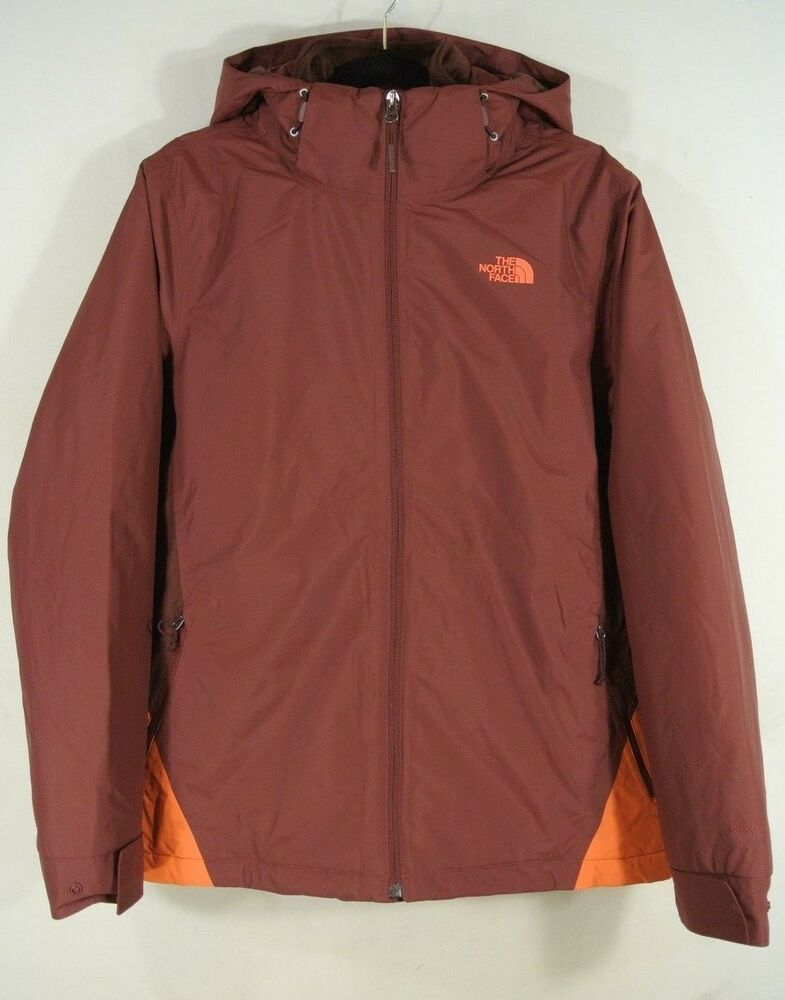0b011975f446 Details about NEW The North Face Women s Whestridge Triclimate Jacket in  Burgundy - Size XL