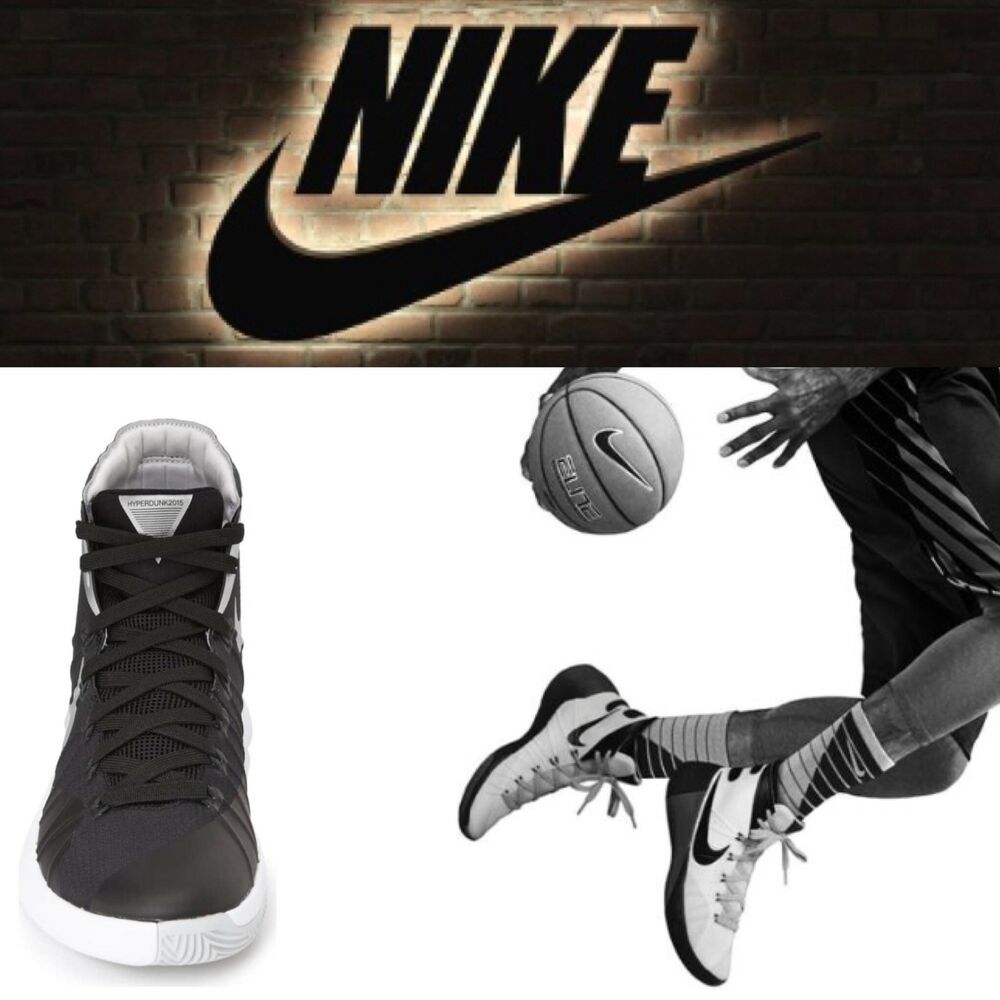 premium selection ddbcc f2520 Details about NIKE MENS HYPERDUNK 2015 TB BASKETBALL SHOES SZ 9.5