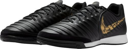 14df09e4b Details about Nike Tiempo Legend VII Academy Indoor IC 2019 Soccer Shoes  Black Gold