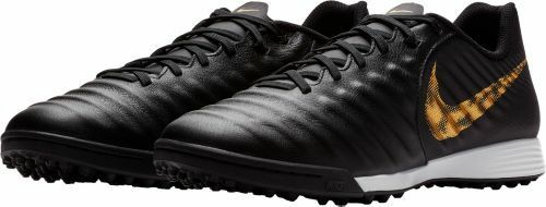 finest selection d98bd f1dfe Details about Nike Tiempo Legend VII Academy Turf TF 2019 Soccer Shoes Black  Gold