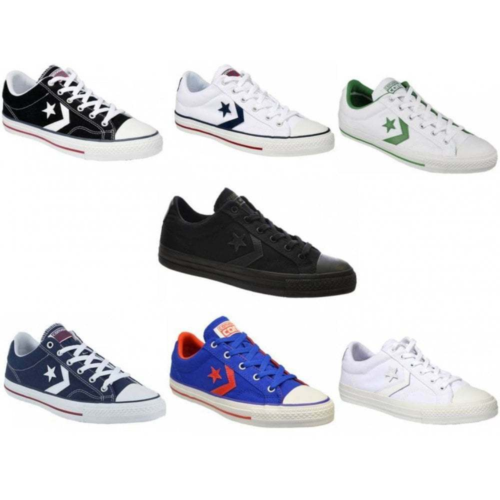 c96806a9e8c057 Details zu Converse Star Player   Plyr Ox Unisex Trainers All Sizes in  Various Colours