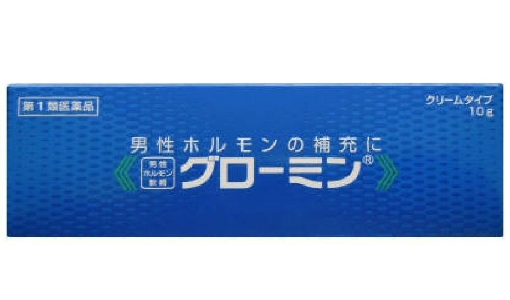 Guromin Testosterone 10mg. Topical Creme Type Steroid Hormone from Japan NEW 4956124000128 eBay