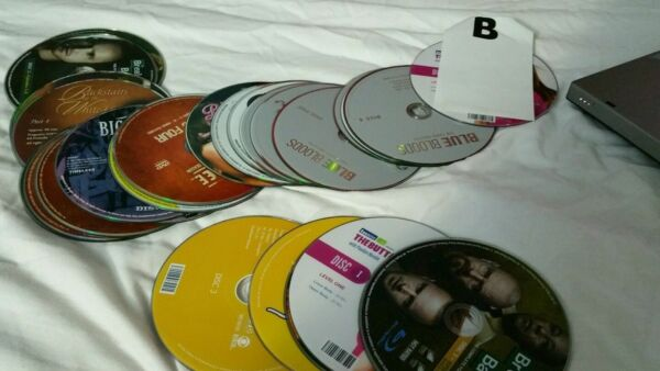 Are you looking to finish your box set movies,tv show, or missing disc. PART 13
