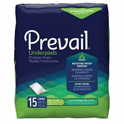 Kyпить Prevail Disposable Underpads Fluff 23X36