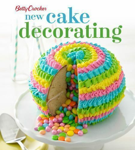 Details About Betty Crocker New Cake Decorating Cooking By In U