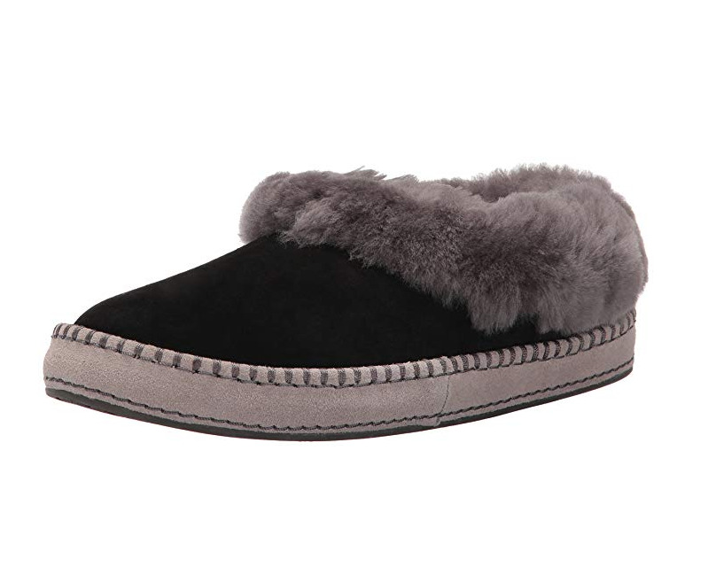 401c89378daf UGG Women s WRIN BLK CHE SUEDE SLIPPER STYLE1007727 SIZE 6-9