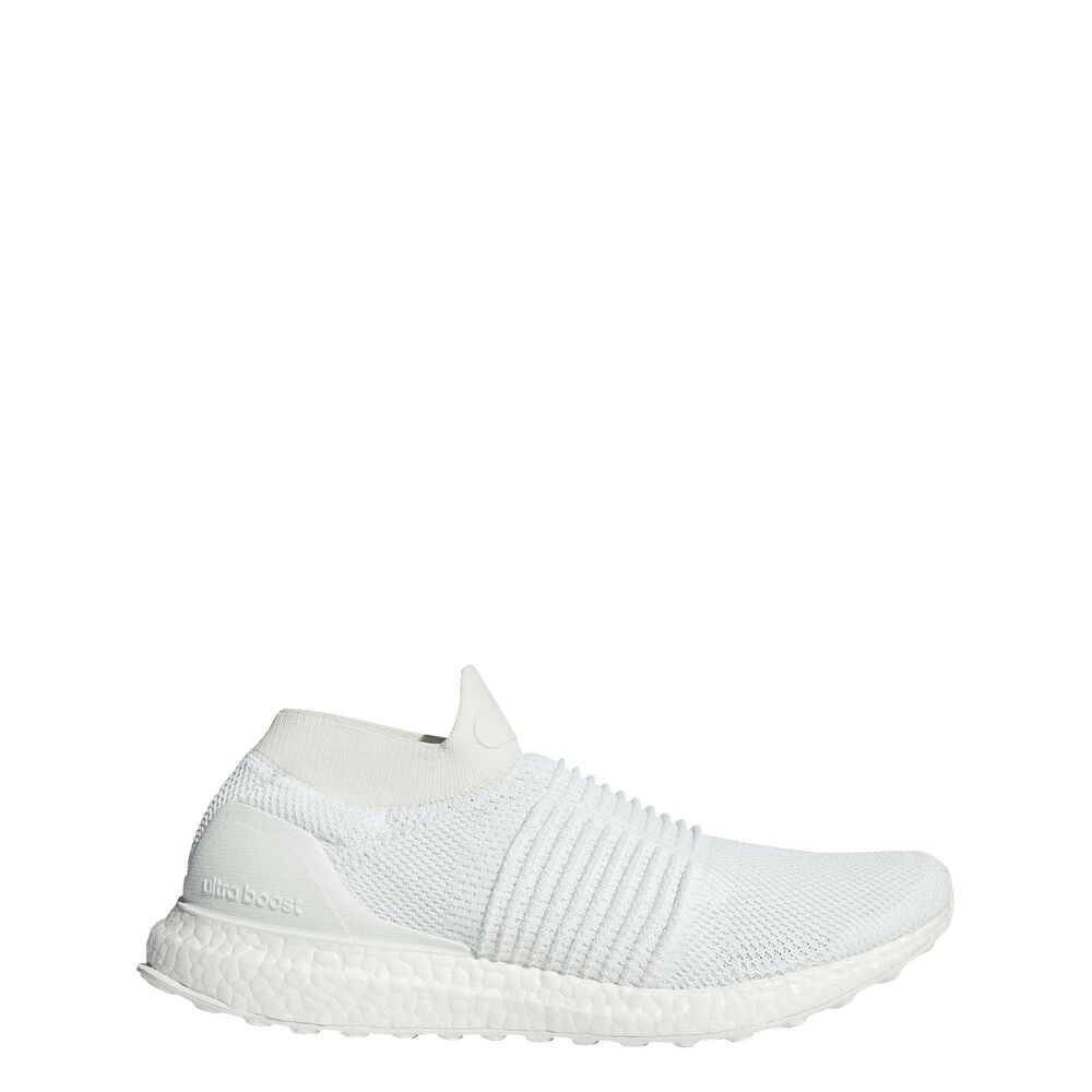 f5c6ddc54 Details about adidas MENS ULTRABOOST LACELESS WHITE - S80768  (Cwhite Cwhite
