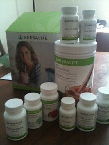 NEW! Herbalife Weight Loss Programs: Ultimate, Advanced, Basic ANY FLAVOR!