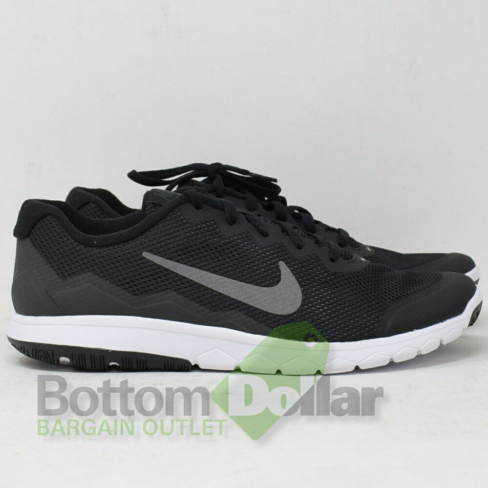 premium selection 64bfd 3947f Details about Nike Flex Experience RN 4 Men s Running Shoes Black MTLC Dark  Grey 749172-001(9)