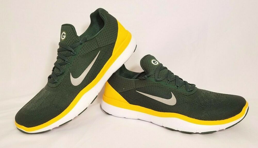 d70bd8599bc02e Nike Green Bay Packers Free Trainer V7 Green