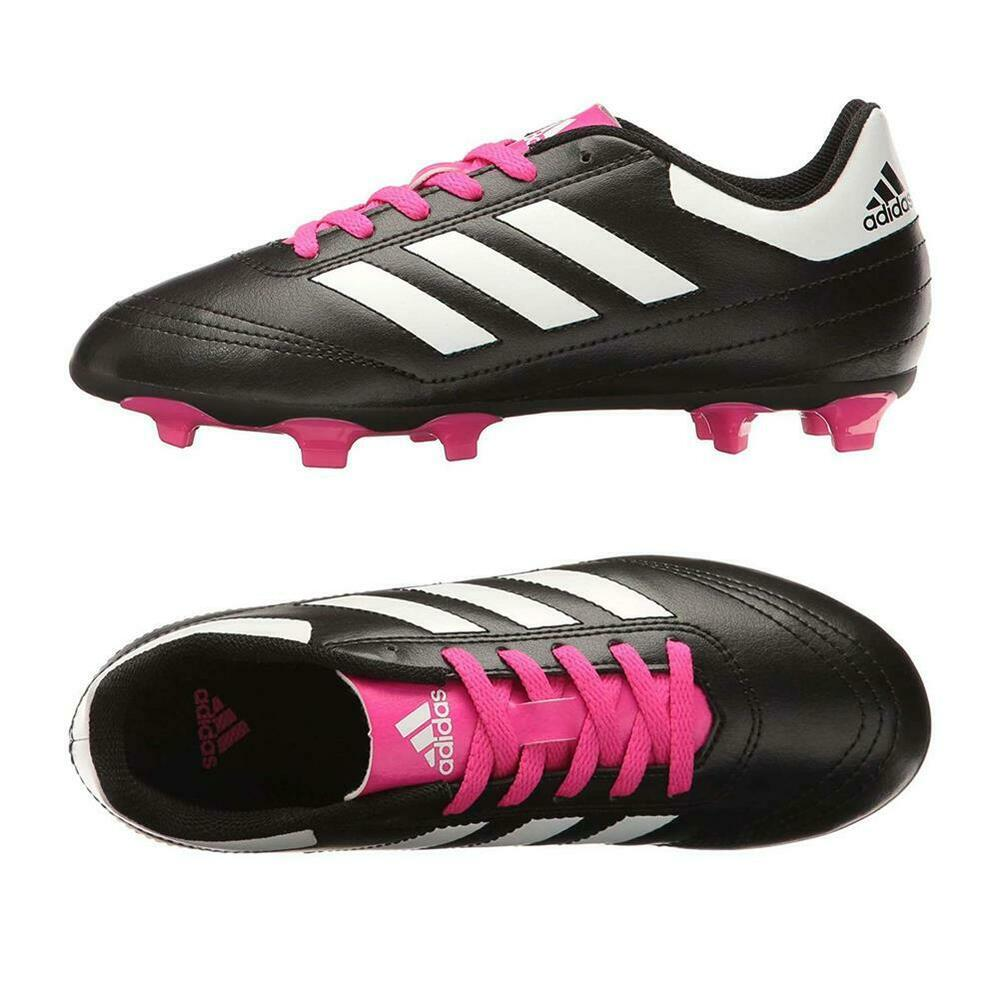 2ddc5abc06a Details about NEW Adidas Boy s Soccer Shoes Goletto 6 Firm Ground Cleats