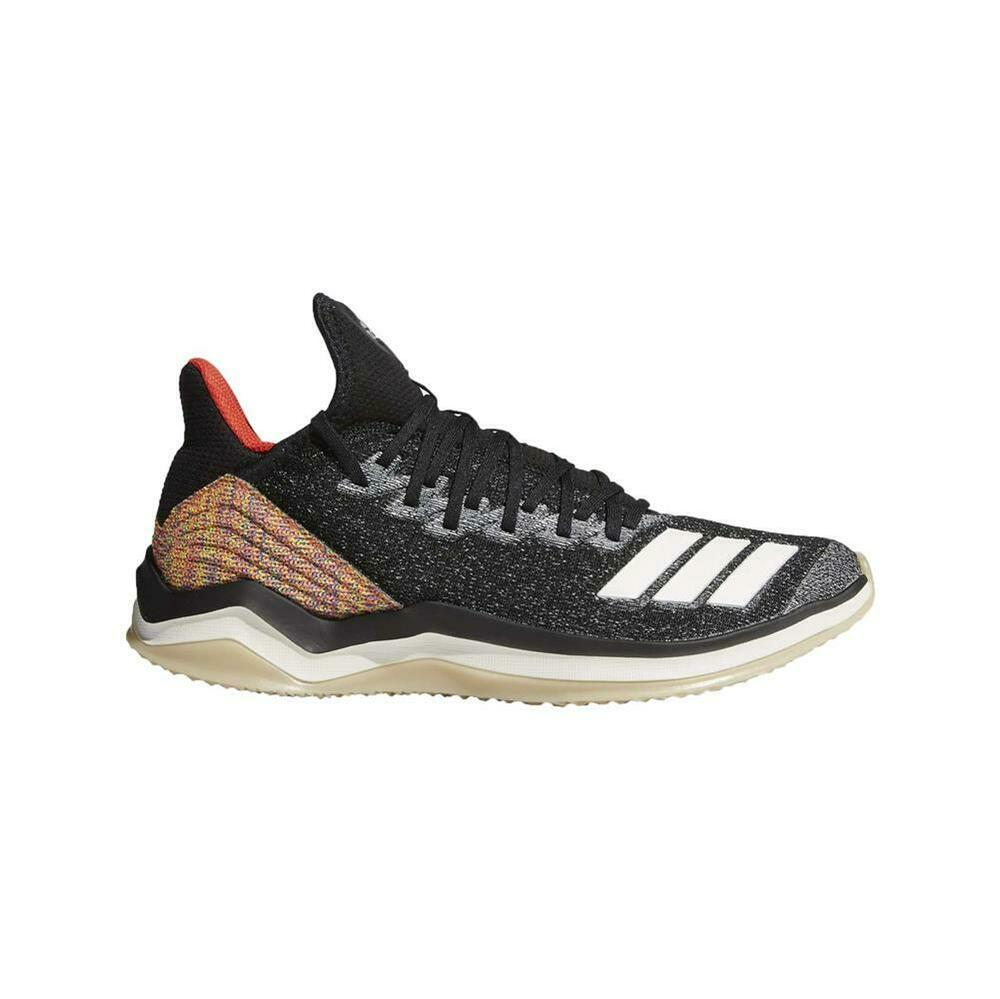 12141c948138 Details about NEW Adidas Men`s Icon 4 Turf Fusion Athletic Lace Up Baseball  Shoes