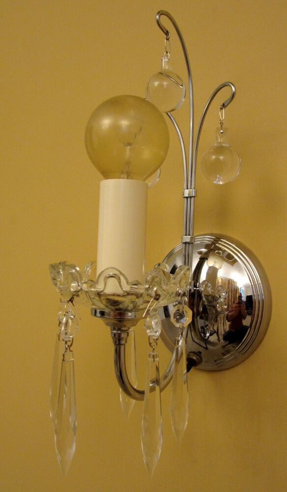 Systematic Vtg Art Deco 4 Bulb Chandelier Light Fixture Cast Metal Bronze Finish As Is Collectibles Architectural & Garden