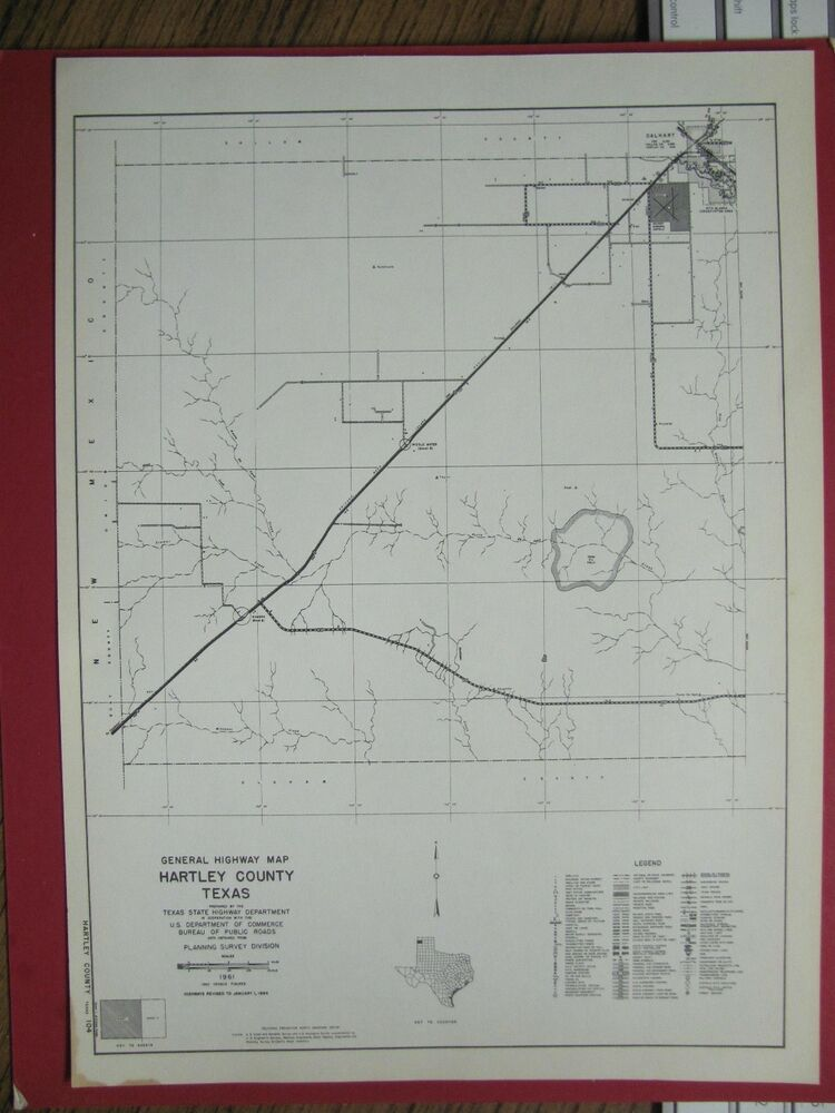 Dalhart Tx Map on