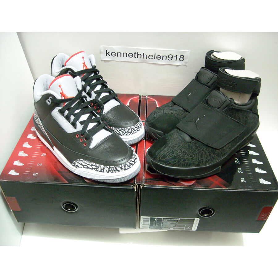 promo code e6ef6 7b448 Details about NEW 2008 NIKE AIR JORDAN COUNTDOWN PACK COLLEZIONE CDP 20 3  MULTI COLOR SIZE 9