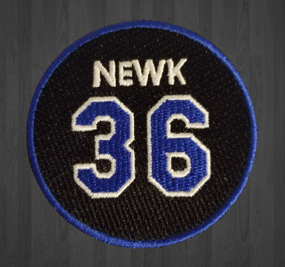 4713096c9a7 Don Newcombe Los Angels LA Dodgers NEWK Patch 2019  36 baseball jersey patch  36