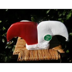 Outward Hound Jester Hat Holiday Large Dog Puppy Jingle Bell Adjustable NWT!