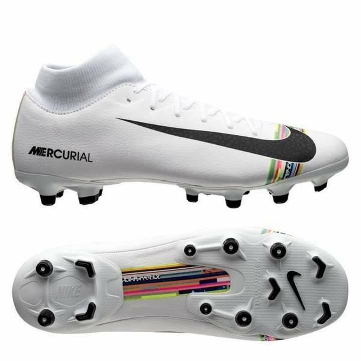 new product d9de1 40e4c Details about Nike Mercurial Superfly VI 6 Academy FG MG LVL UP Football  Boots - Pure Platinum