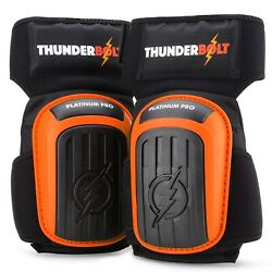 Kyпить Thunderbolt Knee Pads for Work, Construction, Gardening, Flooring and Carpentry на еВаy.соm
