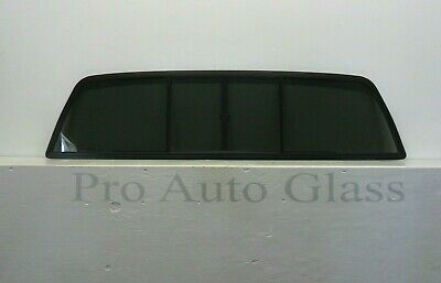 FOR 93-1998 TOYOTA T100 USA SLIDING REAR WINDOW BACK PRIVACY GLASS  with GASKET