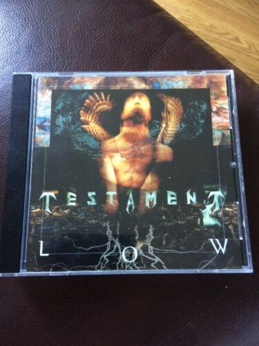 Low by Testament Cd In Vgc