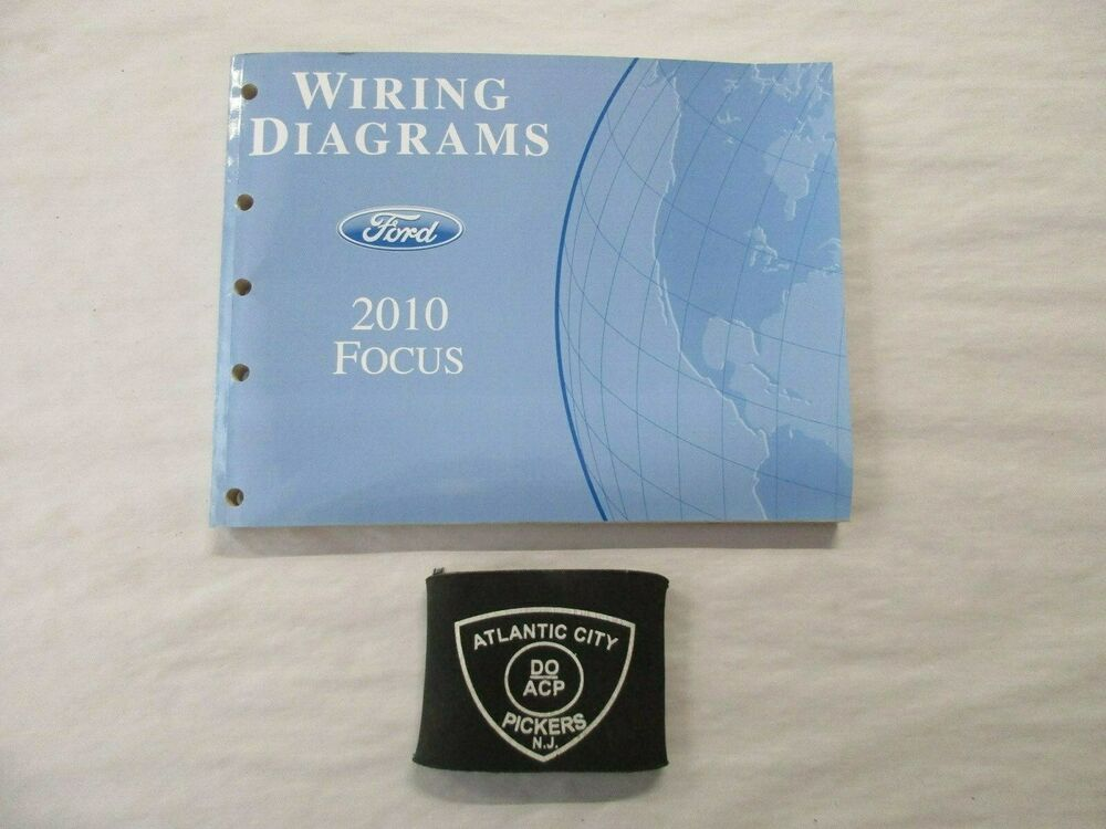 2010 Ford Focus Electrical Wiring Diagrams Service Manual