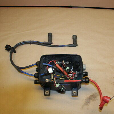 Sea Doo 2000 RX 951 Rear Electrical Box Electric Coil Solenoid Relay Ignition