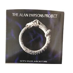 ALAN PARSONS PROJECT ''LET'S TALK ABOUT ME'' PICTURE SLEEVE! BRAND NEW!