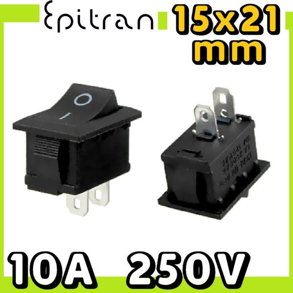 Interruttore 12v 12 220 volt 220v on off a bilanciere bilancere switch 10A 250V