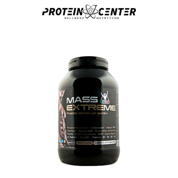 NET INTEGRATORI GAINER MASS EXTREME 1500 GR PROTEINE POST-WORKOUT WHEY PROTEIN