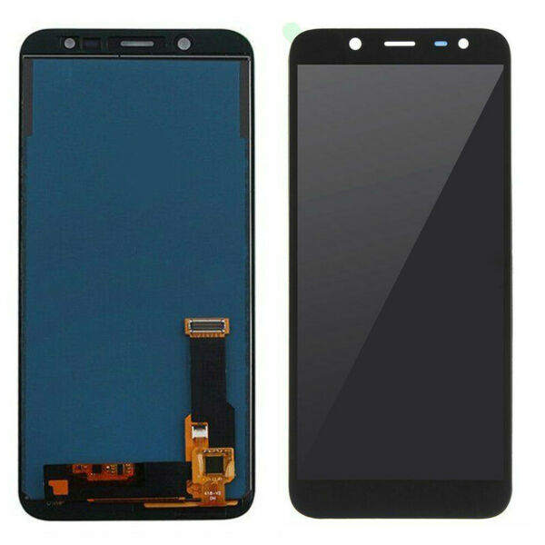 Display LCD + Touch Screen Samsung Galaxy J6 2018 SM-J600DS J600FN J600G Schermo