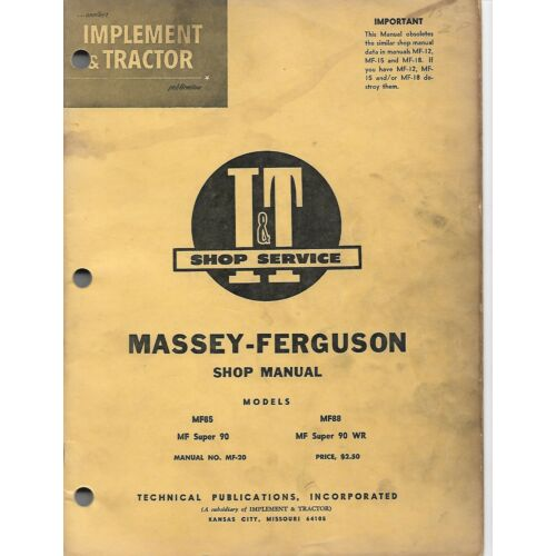 mf20-it-service-shop-manual-for-massey-ferguson-mf85-mf88-mf-super-90-and-wr