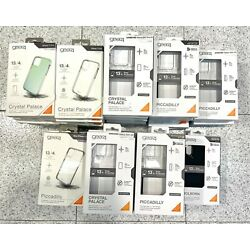 Mixed Lot 50 of pc Gear4 Crystal Palace Piccadilly Case for iPhone & Samsung NEW