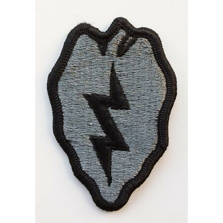 img-US ARMY PATCH 25th Infantry Division ACU OCP Combat Uniform Badge United States