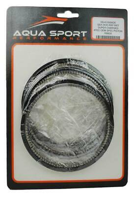 OEM Spec Piston Rings for  Sea Doo RXP RXT Supercharged 4TEC Rotax 1503cc 100mm