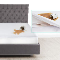 Kyпить Hypoallergenic Waterproof Mattress Protector Cotton Terry Fitted Mattress Cover на еВаy.соm