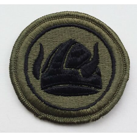 img-US ARMY PATCH 47th Infantry Division BDU Battle Uniform Badge United States USA