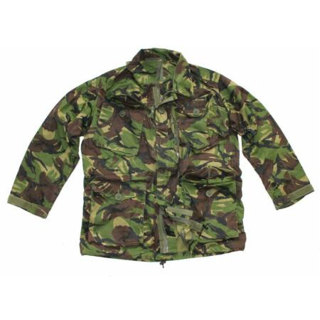 img-DPM Ripstop Combat Jacket Soldier 95 Genuine issue woodland camo jacket 190/104