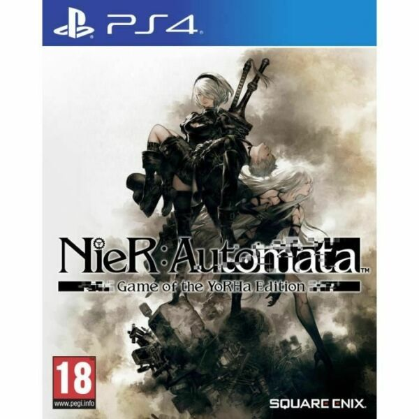 Nier : Automata Game of The YoRHa Edition - PS4 IMPORT neuf sous blister