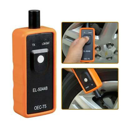 EL-50448 TPMS Relearn Tool Auto Tire Pressure Monitor Reset Tool For GM Vehicles