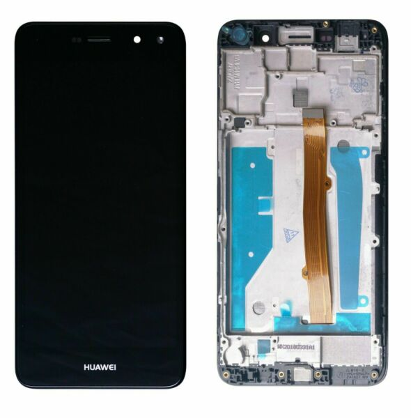 DISPLAY LCD+TOUCH SCREEN +COVER FRAME HUAWEI NOVA YOUNG (Y6 2017) VETRO MYA-L11