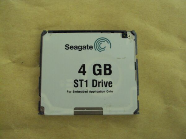 Seagate Microdrive 4GB for Apple iPod mini