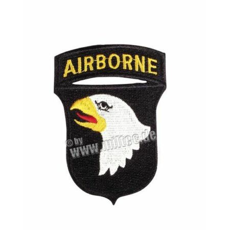 img-Infantry Division 101st Airborne Parachute Regiment Insignia Patch US Army WW2