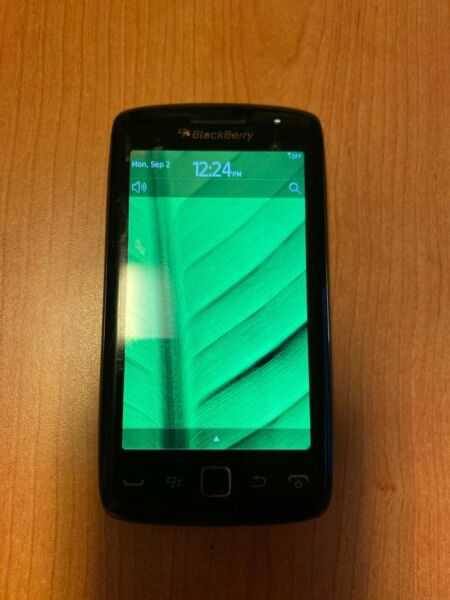 Cellulare BlackBerry Torch 9850/9860