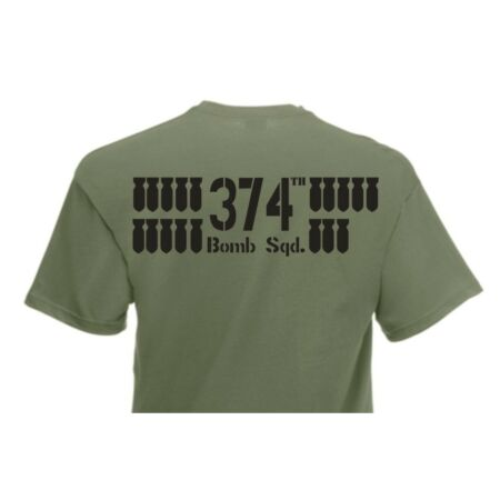 img-T-Shirt 374th Bomb Squad Division US Army Air Force Marine Navy Seals Usmc S-XXL